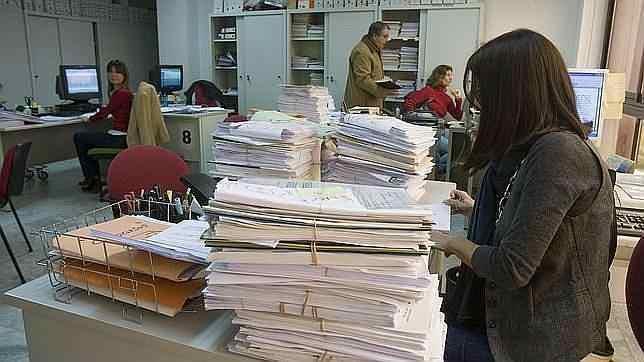 Los funcionarios de Justicia recuperan la jornada de 35 horas semanales